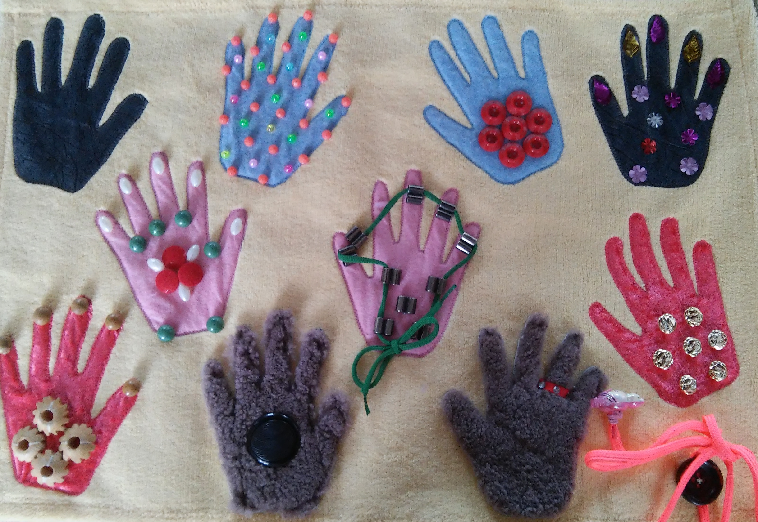 Материал для мелкой моторики рук своими руками в детский сад
